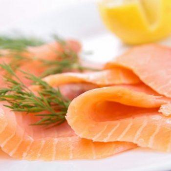 Salmon Noruego ahumado
